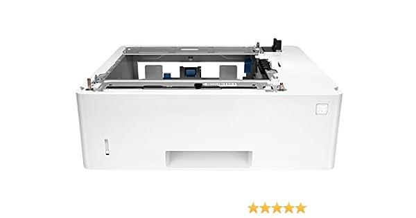 HP - Bandeja (Bandeja de Papel, 550 Hojas, Blanco, HP, Laserjet Enterprise M607dn, 607n, 608n, 608dn, 608x, 609x, 609dn, 426 mm): Amazon.es: Informática