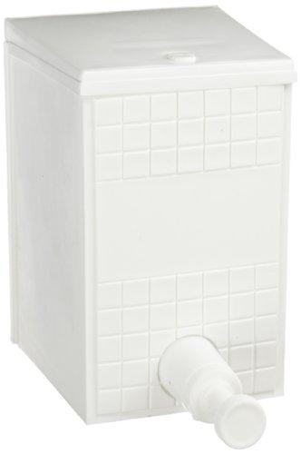 Impact 400 Plastic Liquid Soap Dispenser, 30 oz Capacity, 5-1/2