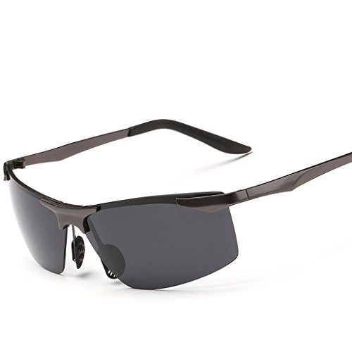 de de Gafas Polarizer Hombre Gafas Conducción Sol Sports Sol Glasses UV Classic A Espejo A Color de pwqdqzS