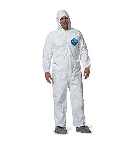 dupont-ty122s-disposable-elastic-wrist-bootie-hood-white-tyvek-coverall-suit-1414-large