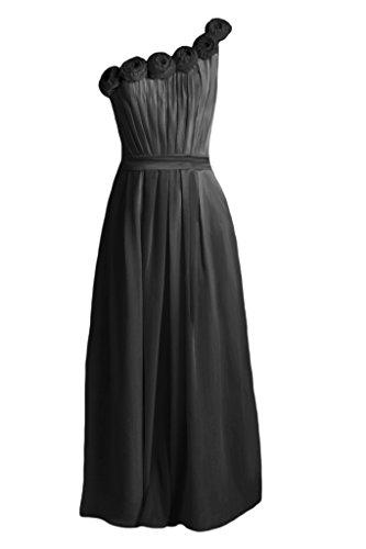 BM239L DaisyFormals Chiffon Long Dress Bridesmaid Party Fabulous Dress 52 Black axqpanA