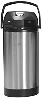product image for Newco bundle with ShurizJo Airpot - 3.8L, Stainless, Lever