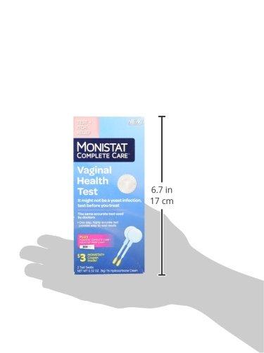 monistat complete care test