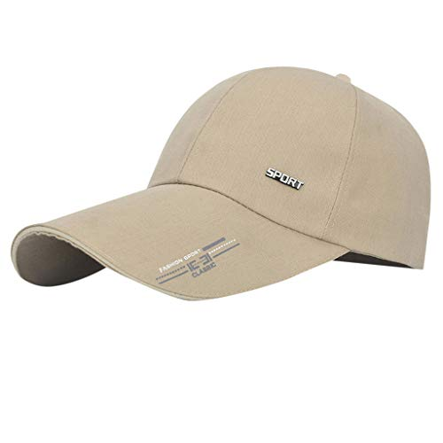 Mens Athletic Baseball Fitted Cap Baseball Cap Dad Hat Plain Women Cotton Adjustable Blank Unstructured Soft