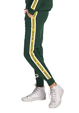 Women's Hunter Green Green Bay Packers Fleece Joggers at