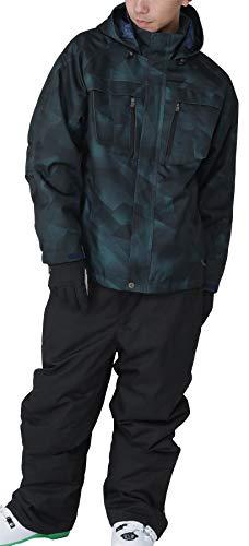 PONTAPES(폰 다페스 ) 스키 웨어 상하 세트 전12 색무늬 XS~3L사이즈 맨즈 레이디스 내수압10,000mm POSKI-127M