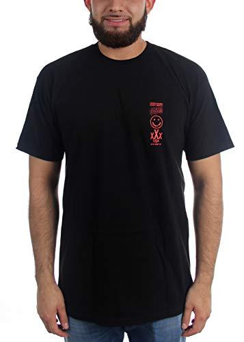 Black Stack shirt Deep Triple T Hommes 10 Iii A6Fqzc11