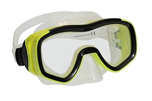 Colmar Toys SCU054 Unisex-Maske für Kinder, Mehrfarbig, 7-14 Jahre