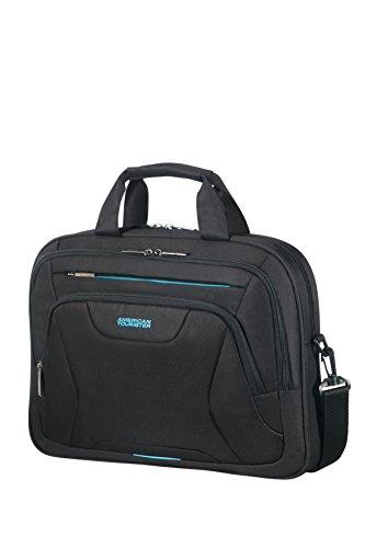 AMERICAN TOURISTER AT Work Laptop Bag 15.6 Aktentasche, 42 cm, 15 L, Black