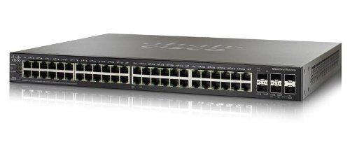 Cisco SG500X-48-K9-NA 48 Port Gigabit Switch by Cisco Systems