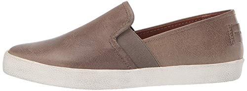 FRYE Women's Dylan Slip-On Ash 6 B US (Ash Slip On Sneaker)