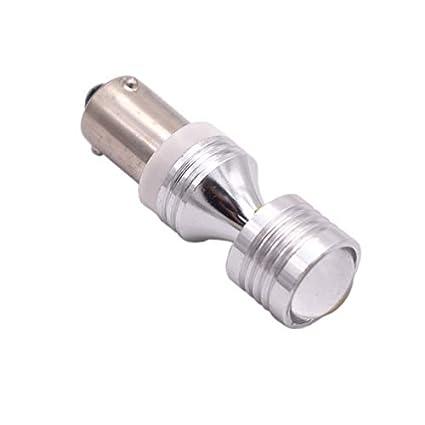 Haichen 2 luces antiniebla LED para coche de 30 W luz blanca de 6000 K luz diurna para conducci/ón diurna CREE 6SMD bombilla DRL CC 10 24 V