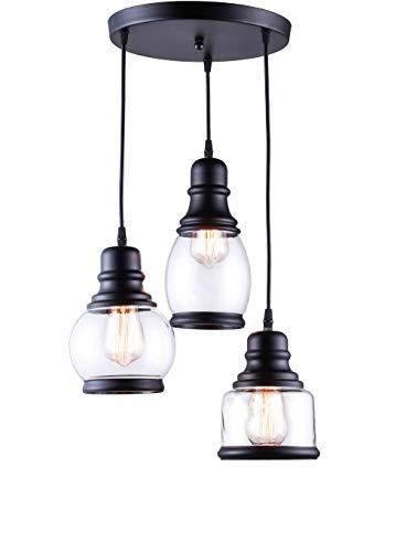 3 Lamp Pendant Lighting in US - 3