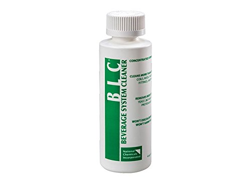 BLC Beverage System Cleaner - 4 oz (Pack of 5) - Beverage System Cleaners