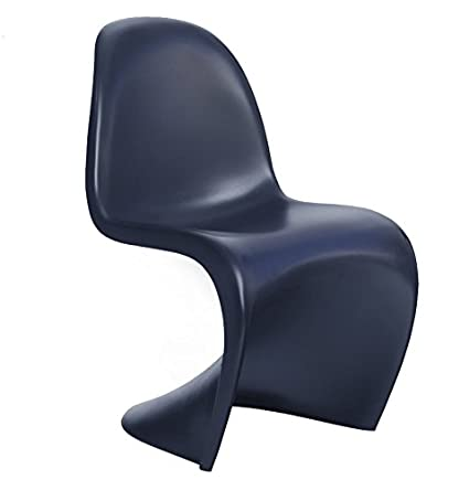 Panton S Dining Chair   Gray