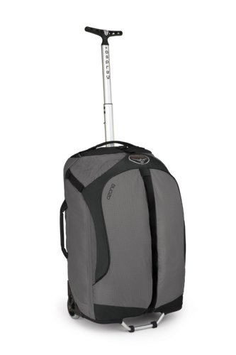 Osprey Ozone Wheeled Luggage (22-Inch46 Liter Light Grey)