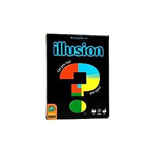 Pandasaurus Games Illusion