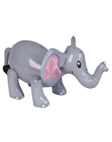 [Elephant Zoo Animal Inflate] (Elephant Costume 4 Year Old)