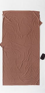 Cocoon Egyptian Cotton TravelSheet (Khaki, 94-Inch x 45-Inch), Outdoor Stuffs