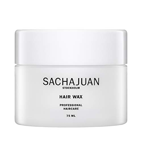 SachaJuan - Hair Wax Pomade - 75 ml