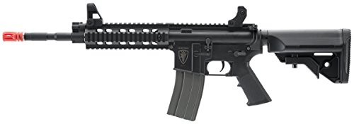 Umarex Elite Force M4 AEG Automatic 6mm BB Rifle Airsoft Gun, CFR, Black