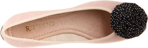 Restricted Mujeres Angelic Ballet Flat Pink