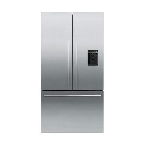 Fisher Paykel RF201ADUSX5 36 Inch Counter Depth French Door Refrigerator with 20.1 cu ft. Total Capacity in Stainless Steel (Best 36 Counter Depth Refrigerator)