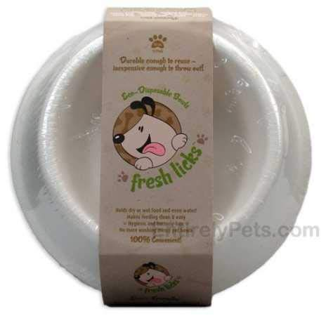 Fresh Licks EcoDisposable Bowls Medium (10 ct)