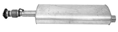 Walker 54654 Quiet-Flow Stainless Steel Muffler Assembly