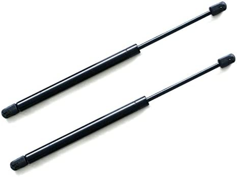 2 x New Replacement Gas Springs Struts 400N w// M8 Ball Studs 250mm to 600mm NK 500mm