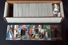1991 Topps Stadium Club Complete 600 Card Baseball Set Includes Nolan Ryan and Ken Griffey Jr.