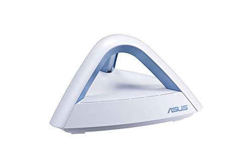 310ErtuavuL - ASUS Lyra Trio (1 Pack) Home Mesh WiFi System - Compatible with Amazon Alexa, Dual-Band Wireless AC1750 Mesh Network Routers with Parental Control, Free Lifetime Internet Security by Trend Micro