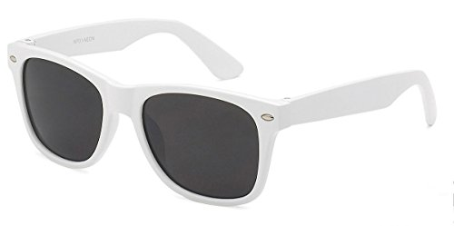 White Kids Sunglasses - 3