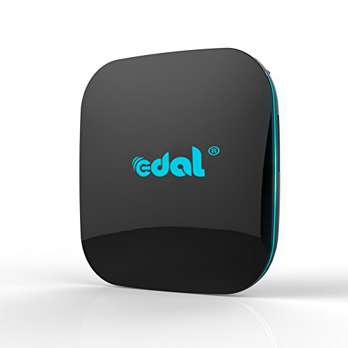 Edal X-Player Android 6.0 TV Box Amlogic S912 Octa ca2GB/16GB 4K2K 60fps Set-Top Box by Edal