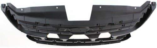 Header Panel Compatible with FORD FUSION 2006-2009 Grille Mounting Panel Thermoplastic