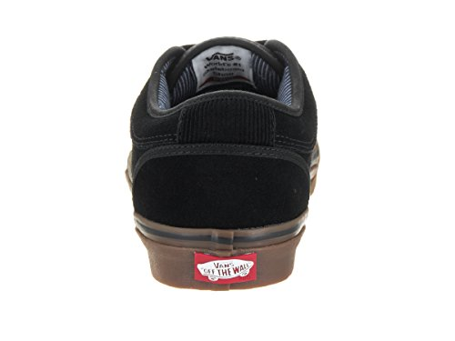 Vans Mens Chukka Low Black