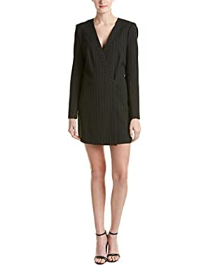 Bcbgmaxazria Walkeska Wrap Dress