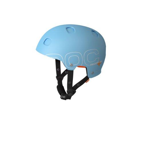 POC Receptor + Helmet (Light Blue, Medium/55-56), Outdoor Stuffs
