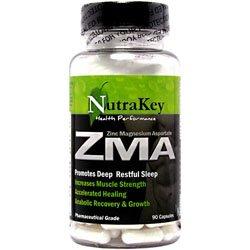Nutrakey ZMA 90 Capsules