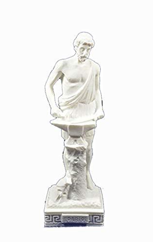 Estia Creations Hephaestus Statue Ancient Greek God Hephaistus Sculpture (Make God Greek)