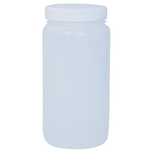 Nalgene HDPE Wide Mouth Round Container, 64 Oz