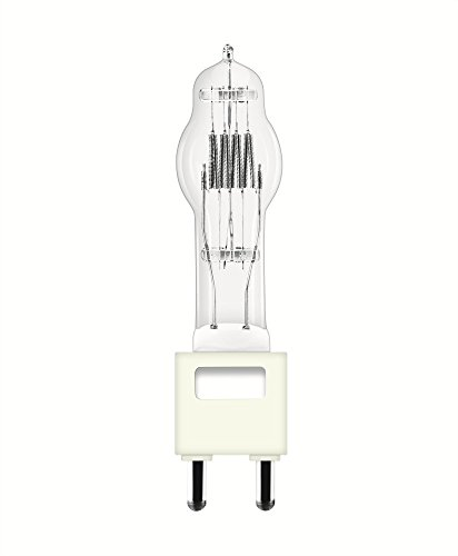 Base G38 Mogul Bipost (Sylvania 54552 - 64805 CP/85 230V Bi Pin Base Single Ended Halogen Light Bulb)