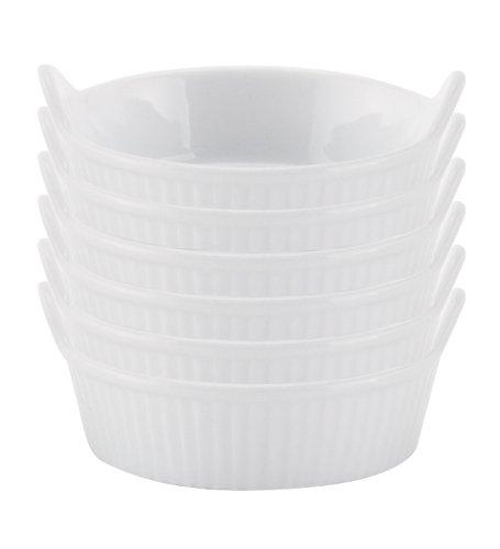 HIC-Porcelain-Mini-Eared-1-Ounce-Ramekin-Set-of-6