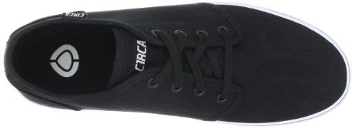 C1RCA DRIFTER DRF - Zapatillas de skate para hombre Negro (Schwarz/BKCW)