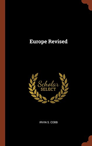 book cover of Europe Revised
