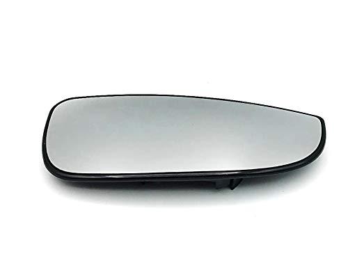 Verre pour R/étroviseur Droit en dehors de Miroir Miroir Chauff/é de dessous Partie Cavalier Ducato Boxer