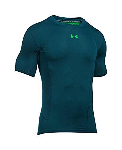 nova nbsp; Du grün nbsp; nbsp;t Under nbsp; Cou Petrol Teal green nbsp;ras nbsp;homme shirt Armour 8xYPxq7