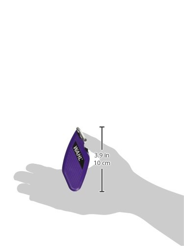 Wahl Professional Animal Pocket Pro Trimmer Purple #9861-930 by Wahl Professional Animal (Image #2)