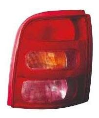 Micra Driver Side Offside Rear Light Lamp Unit 2000-2002