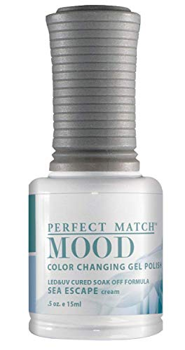 LECHAT Perfect Match Mood Gel Polish, Sea Escape, 0.500 Ounce